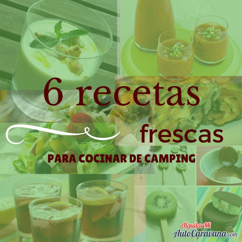 6 recetas frescas para cocinar de camping yescapa for Como cocinar navajas frescas