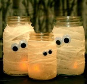 velas momificadas
