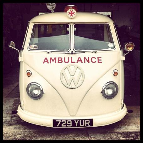combi-ambulance