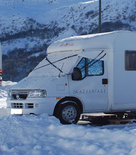 autocaravana nevada
