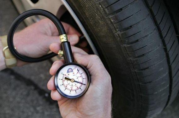 presión-neumáticos