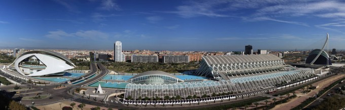 ¿Qué visitar en Valencia? Ciudad de las Artes y las Ciencias