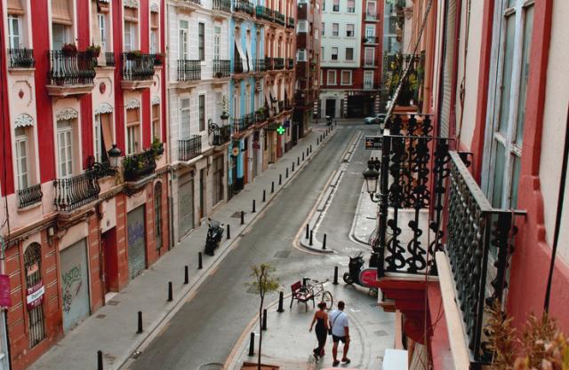 ¿Qué visitar en Valencia? Russafa