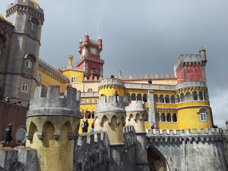 sintra portugal arte arquitectura